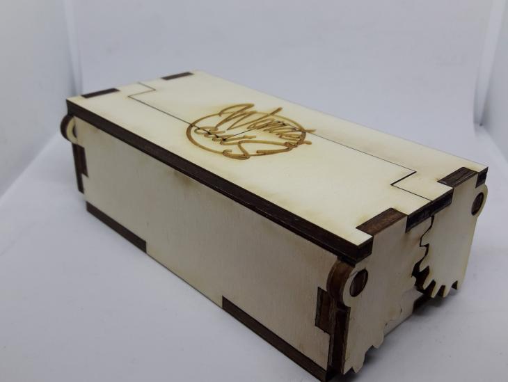 Fotografía Caja engranajes