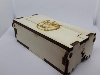Caja engranajes