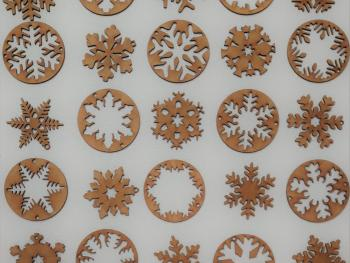 Copos de nieve