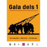 Fotografía Cartel Gala dels 1