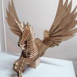 Fotografía Pegasus en peana